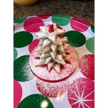 Navidad Galleta estrella árbol Navidad Galleta