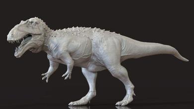 acrosaurus Modell Dinosaurier acrosaurus Tier Fleischfresser Dinosaurier gragon Kiefer die Eidechsen Modell obj der Paläontologie polygonal predator Reptilien rex rig scienarts t echsenschwanzsauriers tyrannosaurus