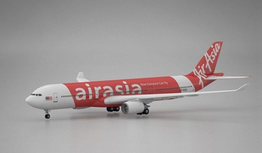 airbus a330 airasia 200 300 330 3ds  a330 air airasia airbus aircraft airline airliner airplane airways asia commercial jet lufthansa model plane termixx