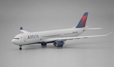 airbus a330 delta 200 300 330  a330 air airbus aircraft airline airliner airplane airways civilian commercial delta korean model plane termixx