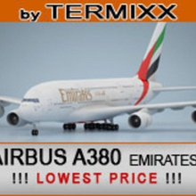 airbus a380 emirates 200 300 330  a330 a380 airbus aircraft airline airliner airplane airways civilian commercial emirates fly jet model plane termixx