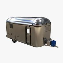 caravan airstream 3degestar aria flusso d'aria americano camp il camper caravan cart classico euro autotrasportatore pesante casa casa mobile modello motore ricreative rv il traino trailer di viaggio camion van il veicolo
