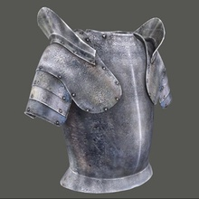 armor3ds ancient armor armor 3ds body character clothes iron medieval metal model panoply stasma steel weapon