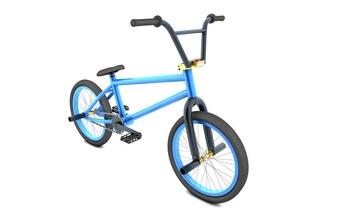 bmx bike 3d 4d bar bicycle bike bmx bone c4d chain cinema deth extreme frame jordanlevesque model outdoor realistic rim shadowed sport trick vehicle