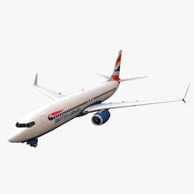 british airways boeing 737 800 3degestar 737 800 air aircraft airline airplane airways alliance boeing british commercial england gear jet land model plane star transport