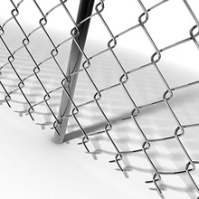 chainlink fence modules architecture barbed bonil breakout broken chainlink elements fence garden industrial industry model modular module parking prison repeating wire yard