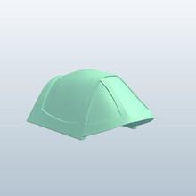 corsair f4u canopy v1 corsair f4u canopy vehicle parts printable lowpoly vehicle parts