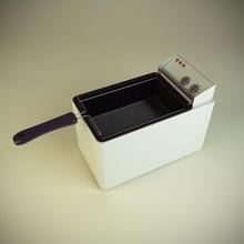 fritadeira aparelho utensílios de cozinha profunda deepfryer prato equipamento alimentos fritadeira mobiliário móveis a casa hotelaria e restauração a cozinha modelo moderno o óleo realista restaurante rippledesign máquina de lavar