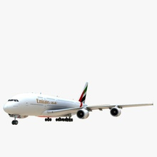 emirates airbus a380 380 3degestar 800  a380 air airbus aircraft airline airplane airways arab commercial emirates engine fly gear jet land model plane uae united
