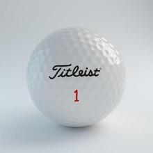 golfball titleist 3d 3dbleader balls blend blender entertainment equipment game golf golfball golfball titleist hobbies lower lowpoly model playing poly ready sport
