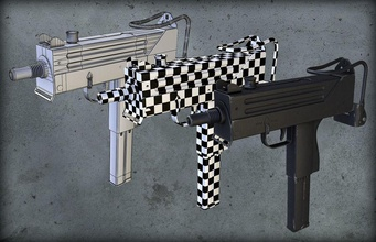 ingram mac-10 10 armament automatic corporation suppressor gun ingram mac mac10 military model pistol riker smg submachine uzi weapon william