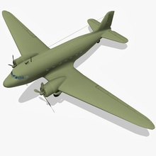 li-2 2 3 air aircraft airfield airline airliner airplane airport airways american army commercial dakota dc dc3 douglas fan li military model pan plane props stasma transport troop ussr ww2
