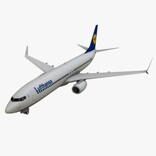 lufthansa boeing 737 800 3degestar 737 800 air aircraft airline airplane airways alliance boeing commercial gear german jet land lufthansa model plane star transport