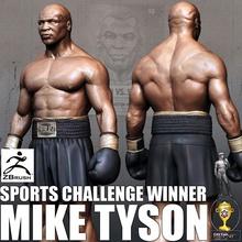 mike tyson l'anatomia corpo box il boxer carattere everlast farazmobin ragazzi umana maschio uomo mike modello muscolatura persone sport tyson
