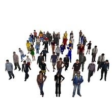 people pack 55 people 55 alpess body character female girl guys human lady lowpoly male man model pack pedestrian people population woman