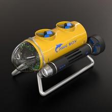 rov mini boat camera commercial electronics mini model ocean operating remote rov sea shipping sonosketch submarine underwater vehicle video water watercraft