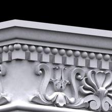 plaza de la colum capitel en la arquitectura de la arquitectura edificio el capitel clásico colum columna decoración de la decoración elementos casa casa interior perilla moldeo ornamento el panel square de estilo vizartonline de la pared