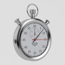 Stoppuhr chronometer Uhr - Elektronik happy3d Stunden mechanisch ist minute Modell Anzahl Tasche zweite sport Edelstahl Stahl stop Stoppuhr Zeit timer Uhr