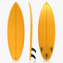 surfboard orange 3dror accessor board equipment kite lower model nautical orange realistic scanline sea ski skier sport summer surf surfboard vray water watercraf waves