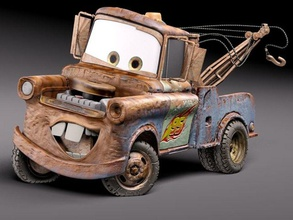 tow mater cars car cars2 character heavy lightning mater mcqueen model nascar pickup race squir texture tow towmater toy truck vehicle zigzac zigzag zigzak zygzak