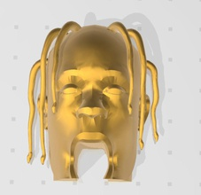 Mito3d Travis Scott 3d Print Models Icon series outfit · 1,500. mito3d travis scott 3d print models