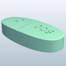vitamin pill v1 vitamin pill personal care printable lowpoly personal care