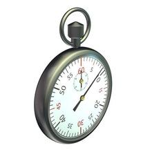 watch v1 Stoppuhr Bekleidung Uhr bedruckbar ist lowpoly