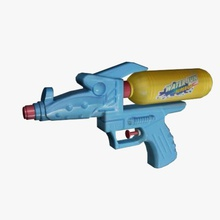 water gun 3d basin cheap child game gun indracg lower max med model playing poly pond pri realistic simulation soaker squirt squirtgun summer swimming toy water watergun weapon
