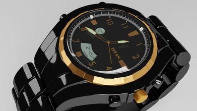Armbanduhr band Kette Uhr Sammlung - Elektronik Metall Modell Stoppuhr tamilnambi Zeit timer Uhr Handgelenk Armbanduhr