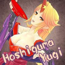 yugi hoshiguma anime dos desenhos animados o personagem roupas erowi feminino garota hoshiguma humanos japão senhora mangá maya modelo pessoas touhou a mulher yugi