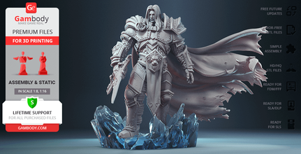 arthas 3d printing figurine assembly Arthas,Arthas Menethil,WoW,Warcraft,World of Warcraft,Lich King,Azeroth,Assembly,Crown Prince of Lordaeron, King of Lordaeron,Scourge, Frostmourne,Light's Vengeance, Jaina Proudmoore, horde, king, prince, death knight, wow, lore, world of warcraft, warcraft, paladin, paladin Arthas Menethil, warrior, assembly, hero, villain, Arthas Menethil figure, Arthas Menethil figurine, Arthas Menethil model, Arthas Menethil miniature, 3d printing, stl files