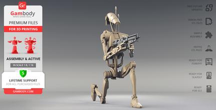 droid TT 8L