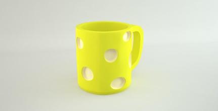 cheese cup buy 3d cheese cup, 3d cheese cup for sale, 3d cheese cup for printing, buy 3d printable cheese mug