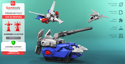 tank gun