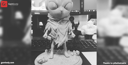 kid jiren dragonball super 3d printing figurine assembly jiren, dragonball, dragon ball, kid jiren, dragon ball super, dragonball z, goku, hero, vegeta, son goku, anime, manga, kid jiren figure, kid jiren figurine, kid jiren miniature, kid jiren model, stl files, 3d printng