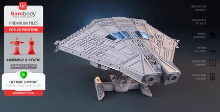 nergis 3d baskı model montaj nergis uscs 39 ler nostromo nostromo uzaylılar yabancı yıldız gemisi sci fi Uzay ksenomorf Ellen ripley dünya dışı korku canavar servis aracı cankurtaran sandalı yıldız savaşçısı nergis model nergis