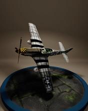 mustang p 51 pequeño modelo pinshape guerra mundial guerra mundial 2 2 ª guerra mundial avión miniatura escala modelo aeronave p 51 mustang mustang p51