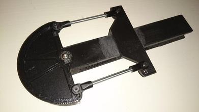 ammortizzatore link balancer pinshape disegno 3d