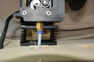 vibrazioni isolatore ammortizzatore pinshape disegno 3d