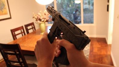 cs tec 9 partes funcionales pinshape juego functianal moviendo videojuegos vídeo juego herramienta arma fuego counter strike contador cs csgo arma