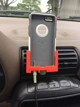 iphone 6 KFZ Halterung otter box case pinshape Handy Halterung Handy Halterung Telefon Fall Telefon stand mount m3d micro m3d otterbox Fall iphone 6s iphone 6 Dockingstation iphone Inhaber Halter gadget Auto mount Auto Zubehör Auto Zubehör Zubehör