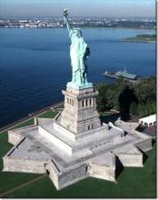 fort madeira pedestal estátua liberdade construção base incluído pinshape 3d design