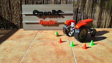 openrc tractor pinshape design-for-electronics-contest tractor rc rcmodel opensource openrc-tractor openrc open-rc