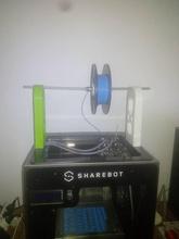 support sharebot ng pinshape 3d-design sharebot-ng sharebot support filament