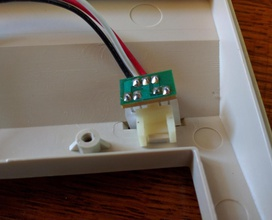 commodore 128 led staffa pinshape disegno 3d