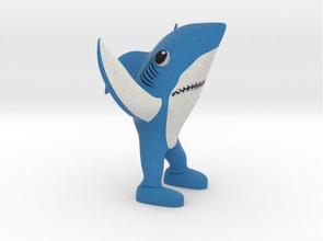 left shark pinshape shark right-shark drunk-shark left-shark