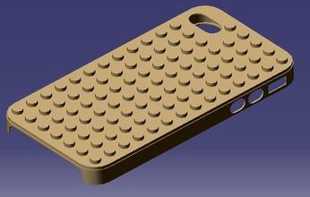 iphone 4s lego cas pinshape cas lego l'iphone