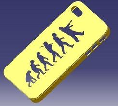 iphone 4s évolution cas pinshape cas évolution iphone 4s