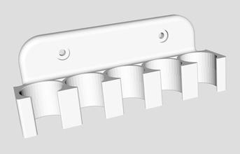 12ga shell holder ati stock pinshape 12ga-shell-holder ati-stock ati shotgun 12ga