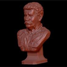 busto generalisimus urss stalin pinshape stalin